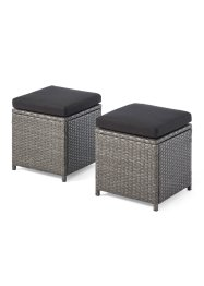 "Hocker ""Toledo"" 2er-Set, bpc living"