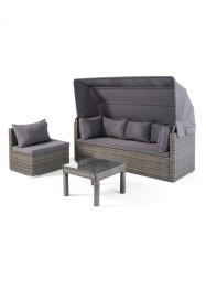 Salon de jardin lounge Port Luis, bpc living bonprix collection