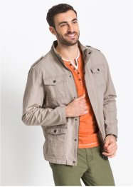 Parka militaire Regular Fit, bpc selection