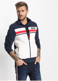 Veste sweat Slim Fit, RAINBOW