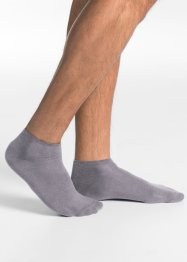Sneakersocken (8er Pack) mit Bio-Baumwolle, bpc bonprix collection
