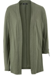 Flammgarn-Shirt-Jacke, bpc bonprix collection