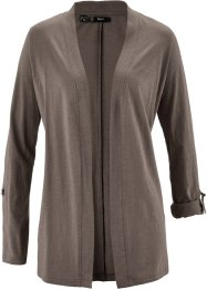Gilet T-shirt en fil flammé, bpc bonprix collection