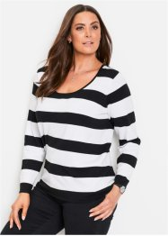 Pullover mit Spitze, bpc selection