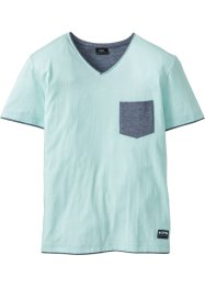 T-shirt col V Regular Fit, bpc bonprix collection