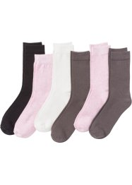 Damen Socken (6er-Pack), bpc bonprix collection