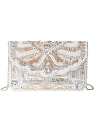 Perlenbestickte Clutch, bpc bonprix collection