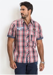 Chemise manches courtes Regular Fit, bpc bonprix collection