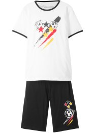 Tenue de sport Allemagne (Ens. 2 pces.), bpc bonprix collection