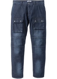 Leichte Cargo-Jeans Regular Fit Straight, John Baner JEANSWEAR