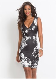 Kleid mit Blumeprint, BODYFLIRT boutique