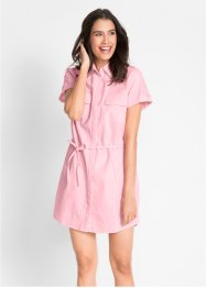 Robe-chemise en lin, bpc bonprix collection