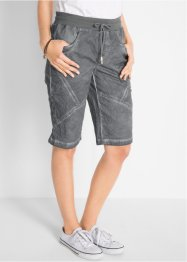 Shorts mit Used-Waschung, bpc bonprix collection