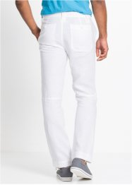 Pantalon en lin regular fit, bpc bonprix collection
