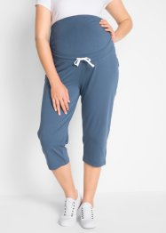 Pantalon sweat de grossesse, coupe corsaire, bpc bonprix collection