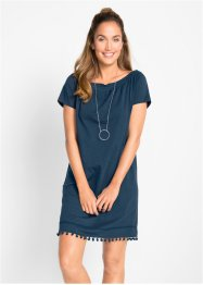 Jersey-Carmen-Kleid, bpc bonprix collection