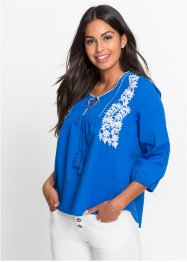 Tunika Bluse, 3/4 Arm, BODYFLIRT