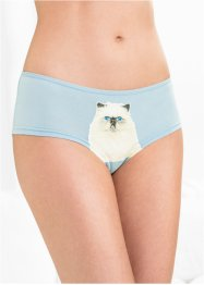 Panty mit Fotodruck (4er-Pack), bpc bonprix collection
