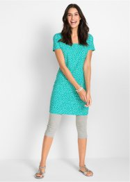 Stretch-Shirtkleid, Kurzarm, bpc bonprix collection