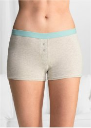 Damen Boxer (4er-Pack), bpc bonprix collection