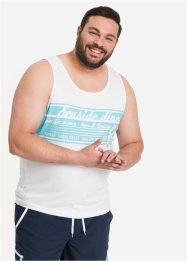 Tanktop mit Druck Regular Fit, bpc bonprix collection