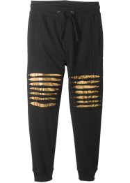 Pantalon sweat avec fentes, bpc bonprix collection