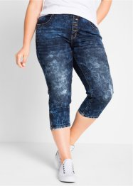 3/4-Boyfriend-Stretchjeans, bpc bonprix collection