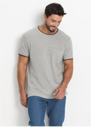 T-shirt piqué Regular Fit, bpc bonprix collection