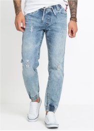 Jean confort extensible Slim Fit Straight, RAINBOW