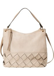 Tasche mit Weboptik, bpc bonprix collection