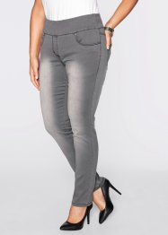 Jean mega stretch à taille confortable, bpc selection
