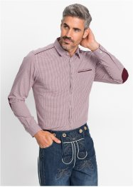 Chemise bavaroise Regular Fit, bpc selection