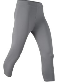 Capri-Sport-Leggings, 3/4-Länge, Level 1, bpc bonprix collection