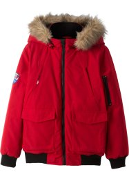 Outdoorjacke mit abnehmbarer Kapuze, bpc bonprix collection
