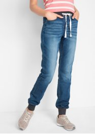Boyfriend-Jeans mit Bequembund, bpc bonprix collection
