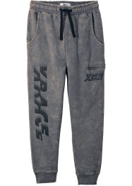 Pantalon sweat effet usé, bpc bonprix collection