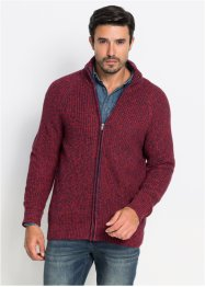 Strickjacke im Regular Fit, John Baner JEANSWEAR