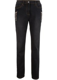 Stretch-Jeans mit Stickerei, bpc bonprix collection