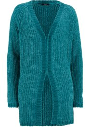 Cardigan en maille chenille, bpc bonprix collection