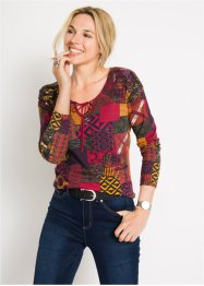 T-shirt style patchwork 100% coton, bpc bonprix collection