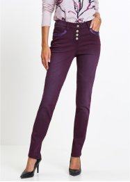 Pantalon extensible à paillettes, bpc selection
