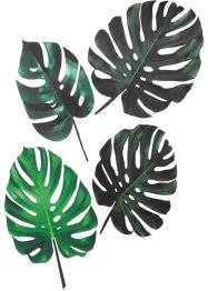 Sticker mural Feuille de Monstera, bpc living