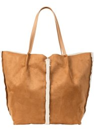 Shopper Lammfelloptik, bpc bonprix collection