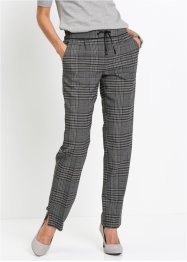 Pantalon à carreaux Prince de Galles, bpc selection premium