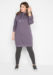 Sweatkleid mit Kapuze, bpc bonprix collection