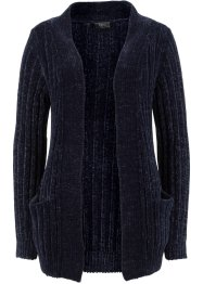 Gilet en maille chenille, bpc bonprix collection