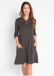 Jerseykleid mit Krempelarm, bpc bonprix collection