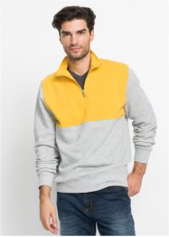 Sweat-shirt zippé Regular Fit, bpc bonprix collection