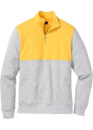 Sweatshirt mit Reissverschluss Regular Fit, bpc bonprix collection