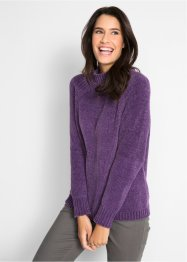 Chenille-Pullover, bpc bonprix collection